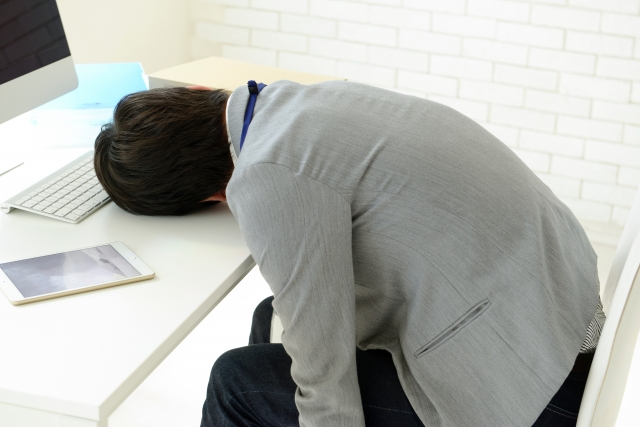 営業に疲れたらまず考えるべき4つのこと