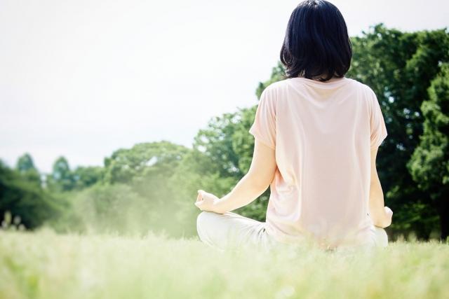 休息をとる・体を鍛える