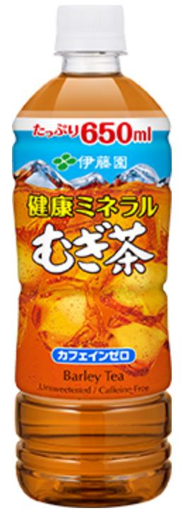 伊藤園:健康ミネラル麦茶